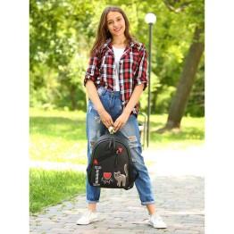 Рюкзаки подростковые Alba Soboni 129896