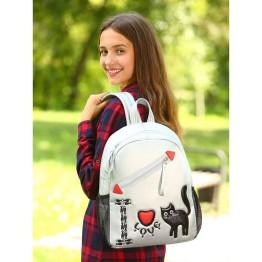 Рюкзаки подростковые Alba Soboni 129894
