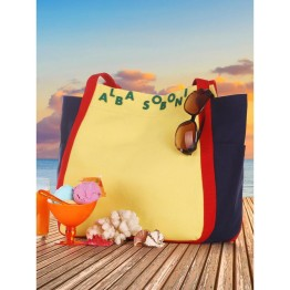 Пляжная сумка Alba Soboni 130541