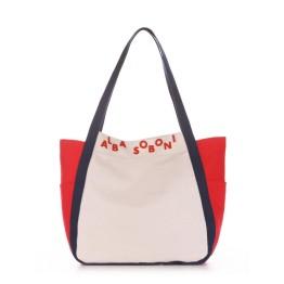 Пляжная сумка Alba Soboni 130542