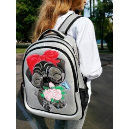Рюкзак школьный Alba Soboni 132338