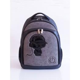 Рюкзак школьный Alba Soboni 131647