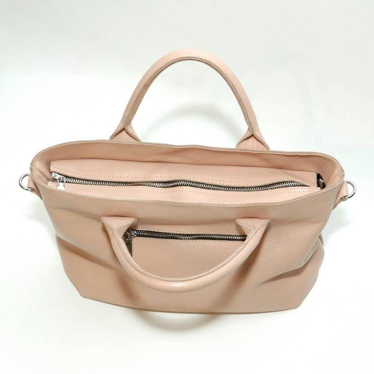 Модель кольору пудри BagTop 8b4550d1a93b6