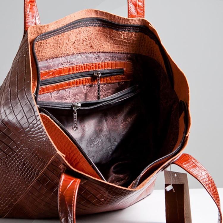 Жіноча сумка BagTop BTJS-2-1 · Містка модель з двама великими карманами  BagTop. Містка модель з двама великими карманами BagTop 9ddccaa31047b