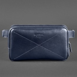 Сумка на пояс BlankNote  BN-BAG-20-navy-blue