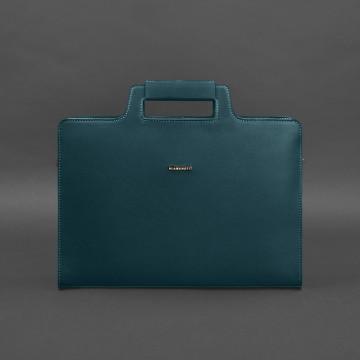 Сумка для ноутбука BlankNote  BN-BAG-36-malachite
