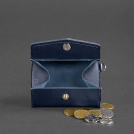 Женский кошелёк  BlankNote  BN-CW-1-navy-blue