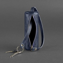 Ключница BlankNote  BN-KL-3-navy-blue