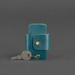 Ключница BlankNote  BN-KL-4-malachite