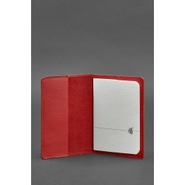 Обложка BlankNote  BN-OP-1-3-red