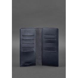 Женский кошелёк  BlankNote  BN-PM-11-navy-blue