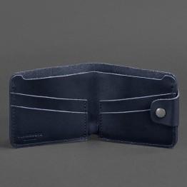 Портмоне BlankNote  BN-PM-4-3-navy-blue