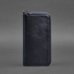 Женский кошелёк  BlankNote  BN-PM-6-1-navy-blue