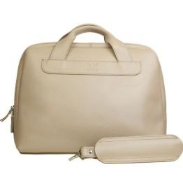 Портфель BlankNote  TW-Attache-Briefcase-beige-ksr