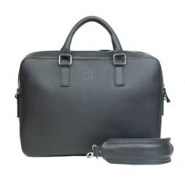 Портфель BlankNote  TW-Briefcase-2-black-flo