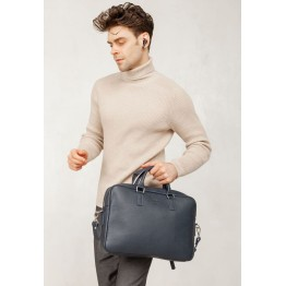 Портфель BlankNote  TW-Briefcase-2-blue-flo