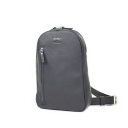 Сумка через плечо BlankNote  TW-Chest-bag-black-flo