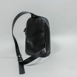 Сумка через плечо BlankNote  TW-Chest-bag-black-ksr