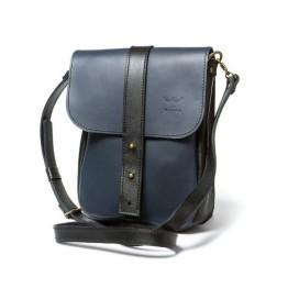 Сумка через плечо BlankNote  TW-Mini-bag-blue-black-ksr