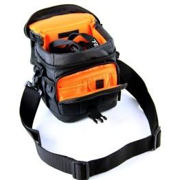 Сумка для фото и видео камеры Continent FF-01Black