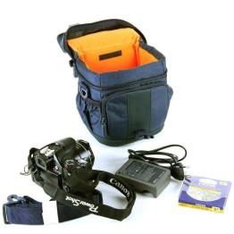 Сумка для фото и видео камеры Continent FF-01Blue