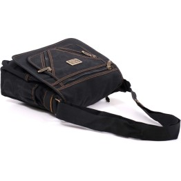 Молодёжна сумка Gold be AH001Black