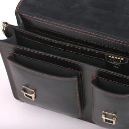 Портфель Old master SPS-2BlackA
