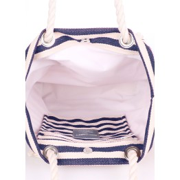 Пляжная сумка Poolparty anchor-blue