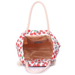 Молодёжна сумка Poolparty anchor-cherry