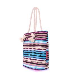 Пляжная сумка Poolparty anchor-rasta-blue