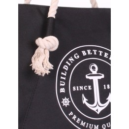 Пляжная сумка Poolparty breeze-oxford-black
