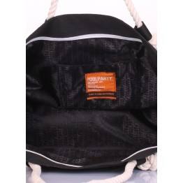 Пляжная сумка Poolparty breeze-oxford-black