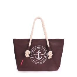 Молодёжна сумка Poolparty breeze-oxford-brown