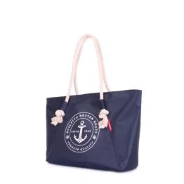 Молодёжна сумка Poolparty breeze-oxford-drkbl