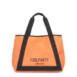 Молодёжна сумка Poolparty laguna-orange