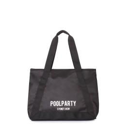 Молодёжна сумка Poolparty laguna-oxford-black