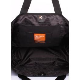 Молодёжна сумка Poolparty laguna-oxford-black