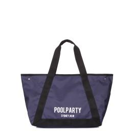 Молодёжна сумка Poolparty laguna-oxford-drkbl
