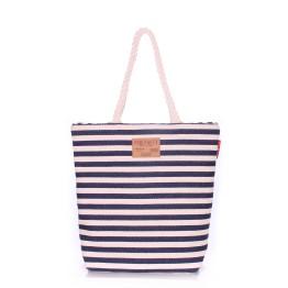 Пляжная сумка Poolparty laspalmas-blue