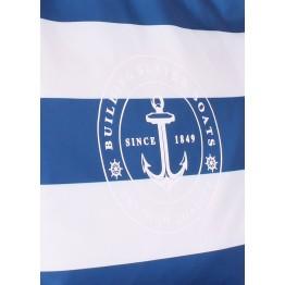 Пляжная сумка Poolparty marine-blue