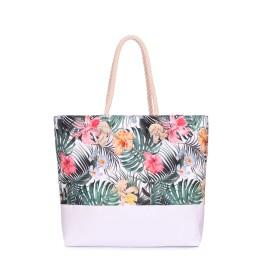 Пляжная сумка Poolparty palmbeach-tropic