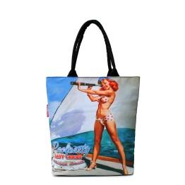 Молодёжна сумка Poolparty pool-navy-chicks