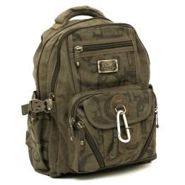 Рюкзак школьный Gold be B259Khaki