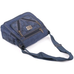 Молодёжна сумка Gold be AH001Navy